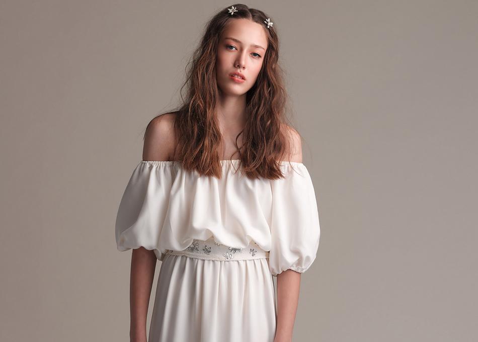 Ariel דרושי שמלה בוהו שיק