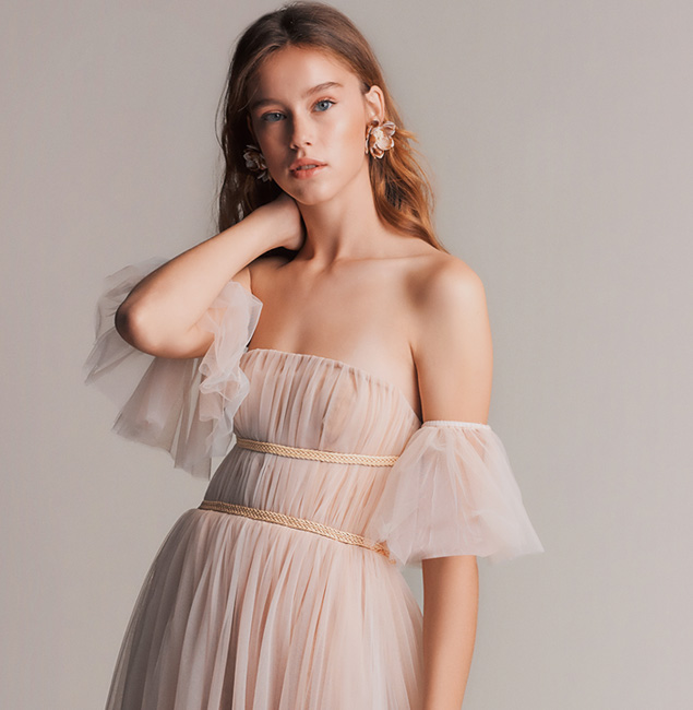 Sia שמלת כלה