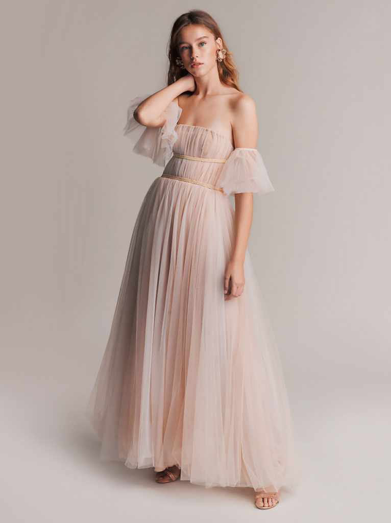 Sia שמלת כלה דריוש