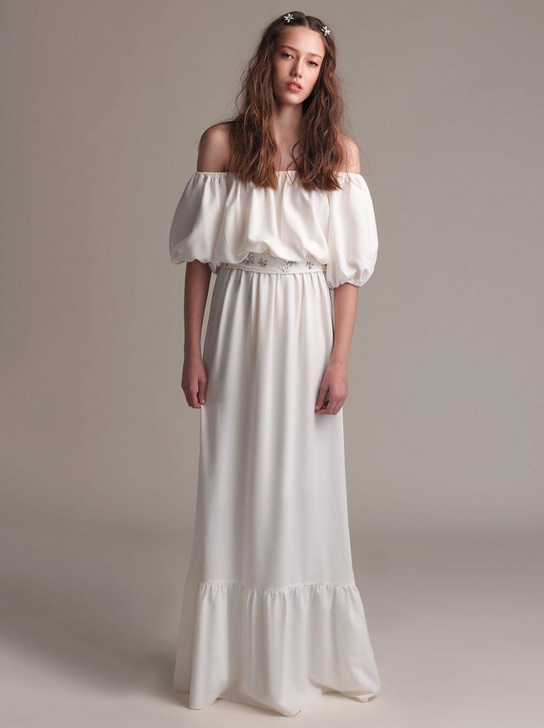 אריאל דרושי שמלה בוהו שיק